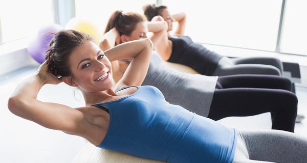 30 phút giảm mỡ bụng bằng việc vận động thể thao