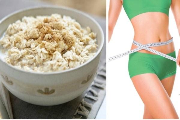 Vì sao giảm cân với yến mạch và sữa hiệu quả