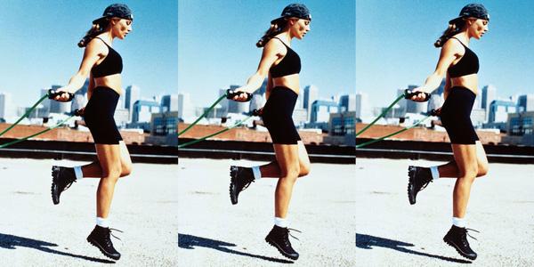 cách nhảy dây giảm mỡ bụng hiệu quả