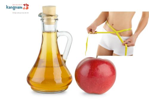 nước uống giảm mỡ bụng hiệu quả