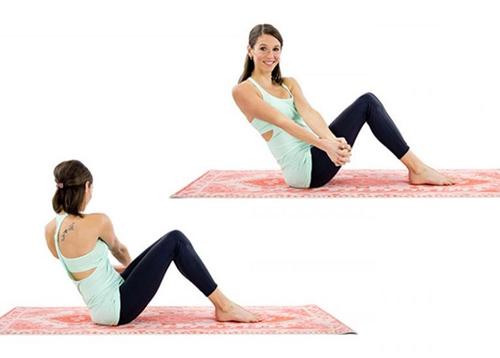 cách tập luyện giảm mỡ bụng nhanh nhất
