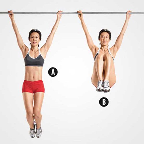 các bài tập thể dục giảm mỡ bụng
