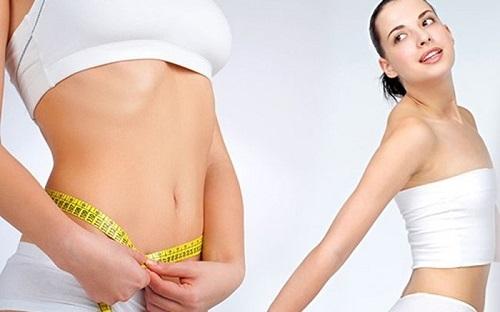Cách giảm mỡ bụng bằng diện chẩn