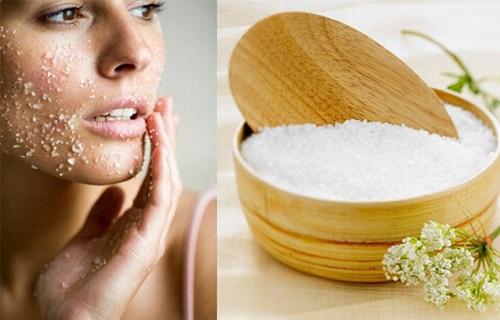 Những lưu ý quan trọng khi giảm mỡ mặt bằng muối