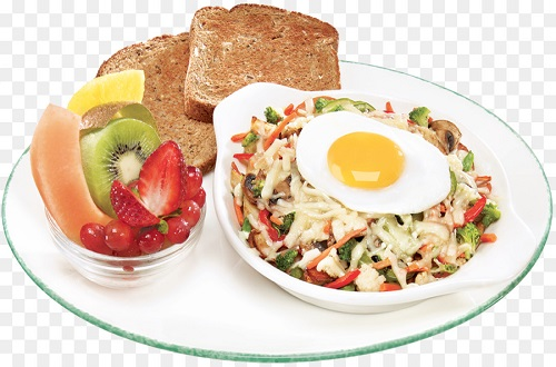 Thực đơn Eat Clean đơn giản ngày thứ nhất