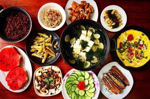 Thực đơn Eat Clean giảm mỡ bụng ngày mười một