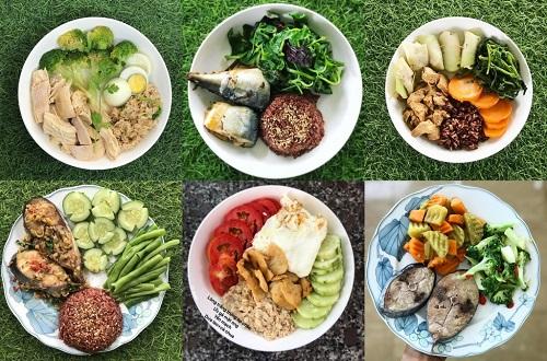 Thực đơn Eat Clean đơn giản giảm mỡ bụng ngày mười ba
