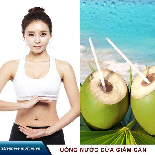 nước dừa có tác dụng gì