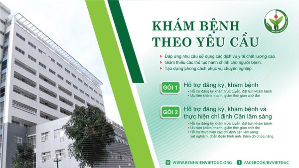 bệnh viện việt đức cơ sở 2