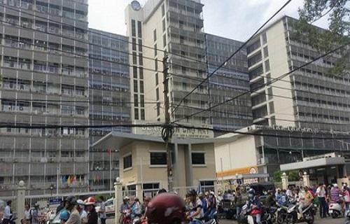 hút mỡ ở bệnh viện chợ rẫy