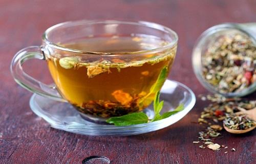 Cách dùng trà thảo mộc giảm cân Chi Tea