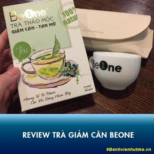 trà giảm cân beone