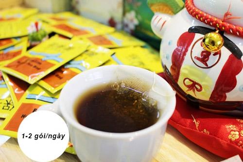 trà giảm cân bảo tú lệ có tốt không