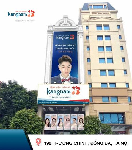 hút mỡ mông Kangnam