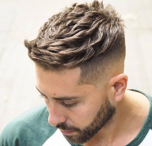 kiểu tóc cho mặt tròn 2018