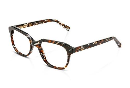 mặt tròn đeo kính nào hợp