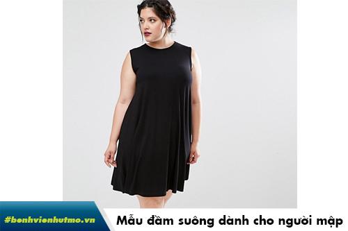 người mập nên mặc váy kiểu gì