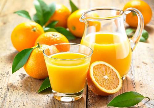 uống nước cam mỗi ngày có tốt không