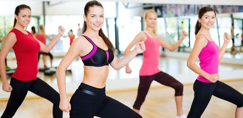 các bài tập aerobic giảm cân nhanh