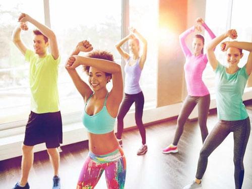 bài tập aerobic giảm mỡ bụng trong 1 tuần