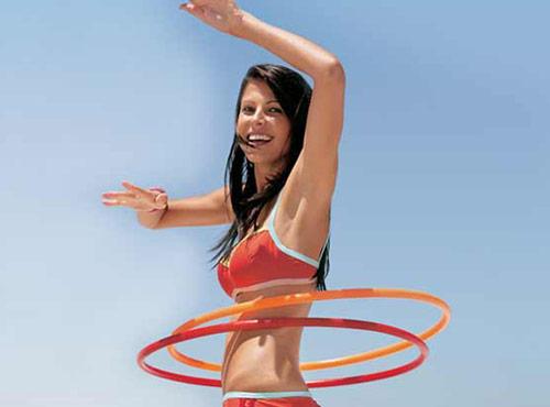 bàbài tập aerobic giảm mỡ bụng