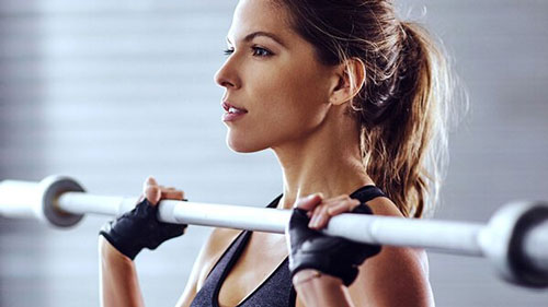 các bài tập giảm cân tại phòng gym