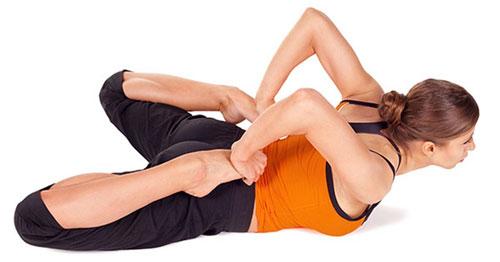 các bài tập yoga giảm mỡ bụng tại nhà