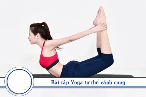 bài tập yoga giảm cân cấp tốc