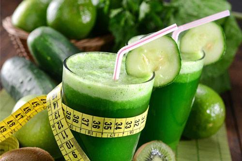 chế độ ăn uống giảm mỡ bụng