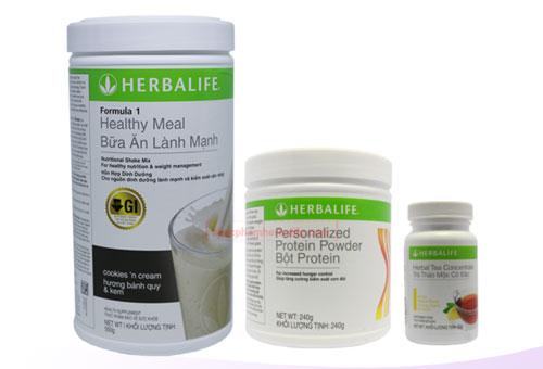 sữa giảm cân herbalife