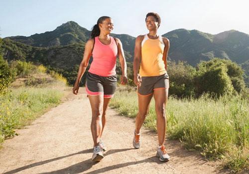 tập thể dục đi bộ có giảm cân không
