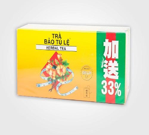 trà giảm cân bảo tú lệ