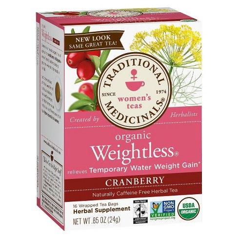 trà giảm cân của Mỹ