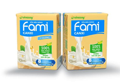 uống sữa đậu nành có giảm cân k