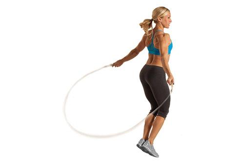 nhảy dây giảm cân trong 1 tuần