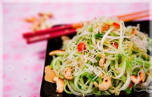 ăn bí xanh có giảm cân không
