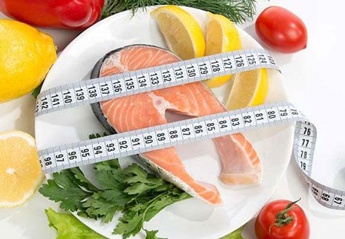 ăn cá có giảm cân không