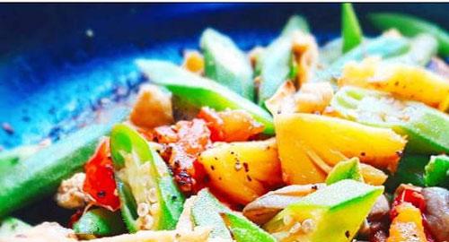 ăn đậu bắp có giảm cân