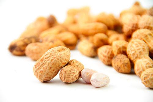 ăn đậu phộng có béo không