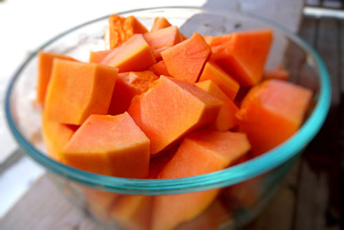 ăn đu đủ chín có giảm cân không