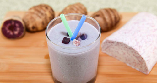 ăn khoai môn giảm cân
