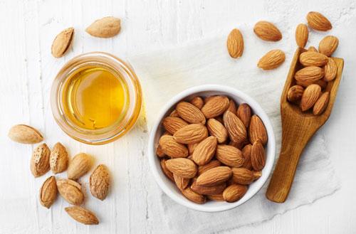 ăn hạnh nhân có giảm cân không