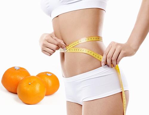 ăn quýt có tăng cân không
