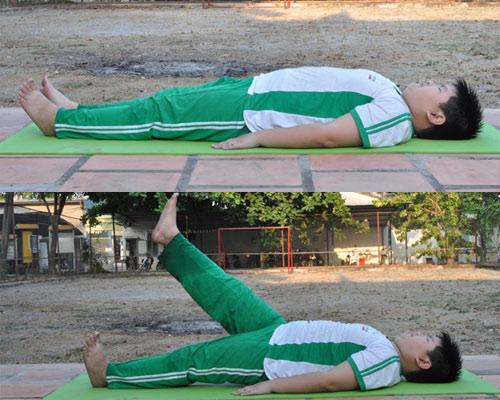 bài tập thể dục giảm cân cho trẻ em