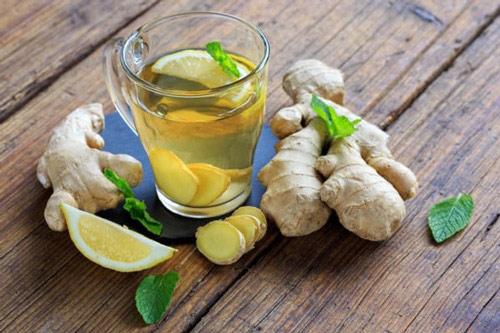 cách nấu trà xanh giảm cân