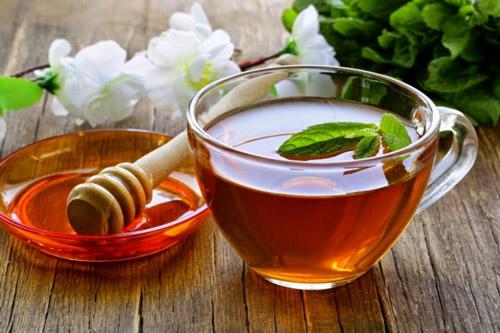cách uống trà xanh giảm cân