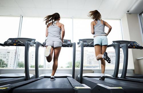 chạy bộ có giảm cân