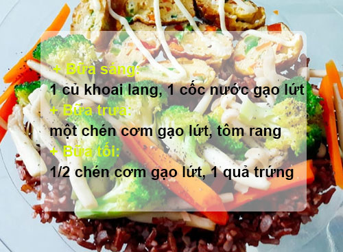 gạo lứt có giảm cân không