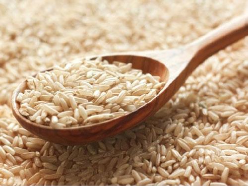 gạo lứt trắng có giảm cân không
