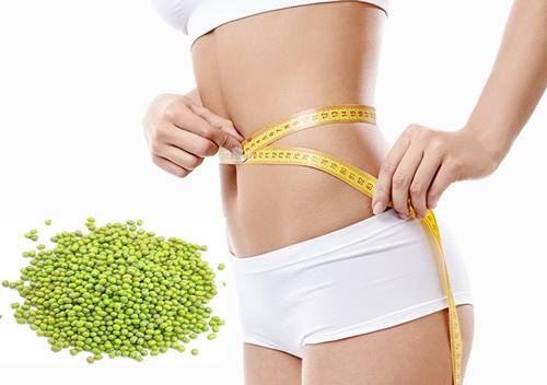 nước đậu xanh giảm cân